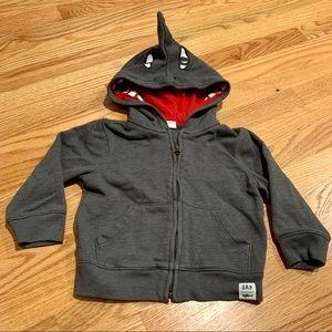 Gap shark hoodie 🦈